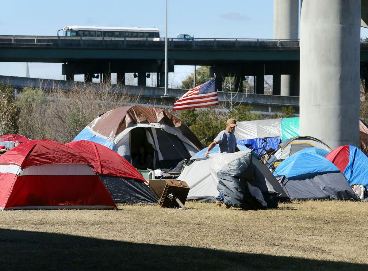 Fund to help residents of tent city find homes