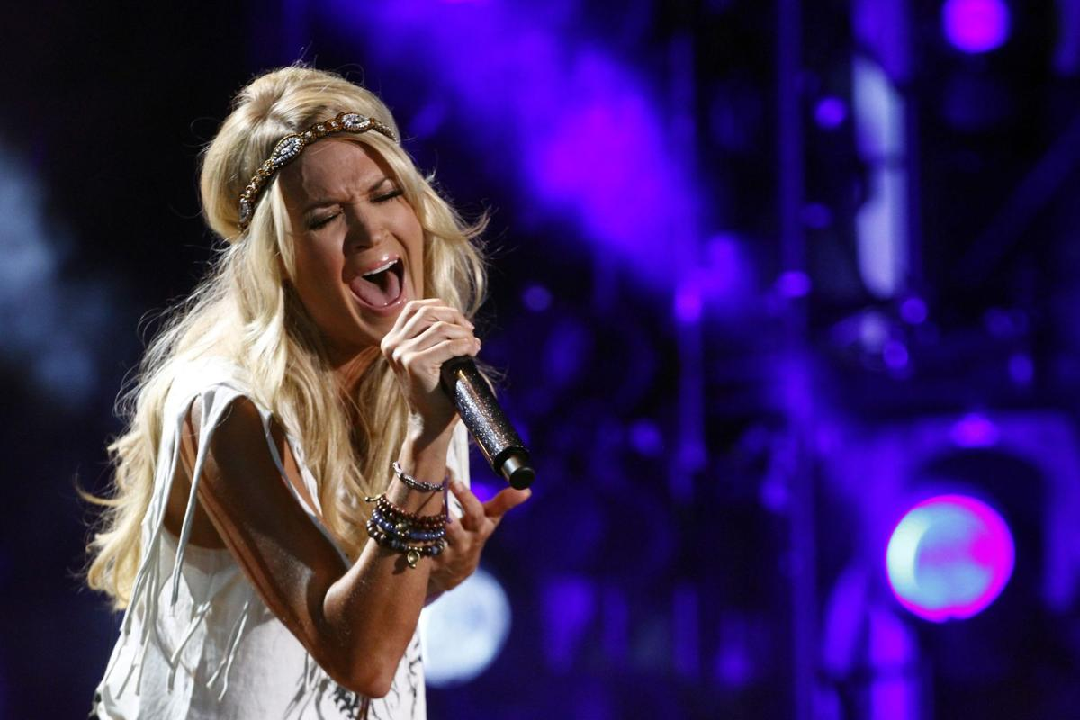 Q&A: Carrie Underwood brings new 'Sunday Night Football' theme