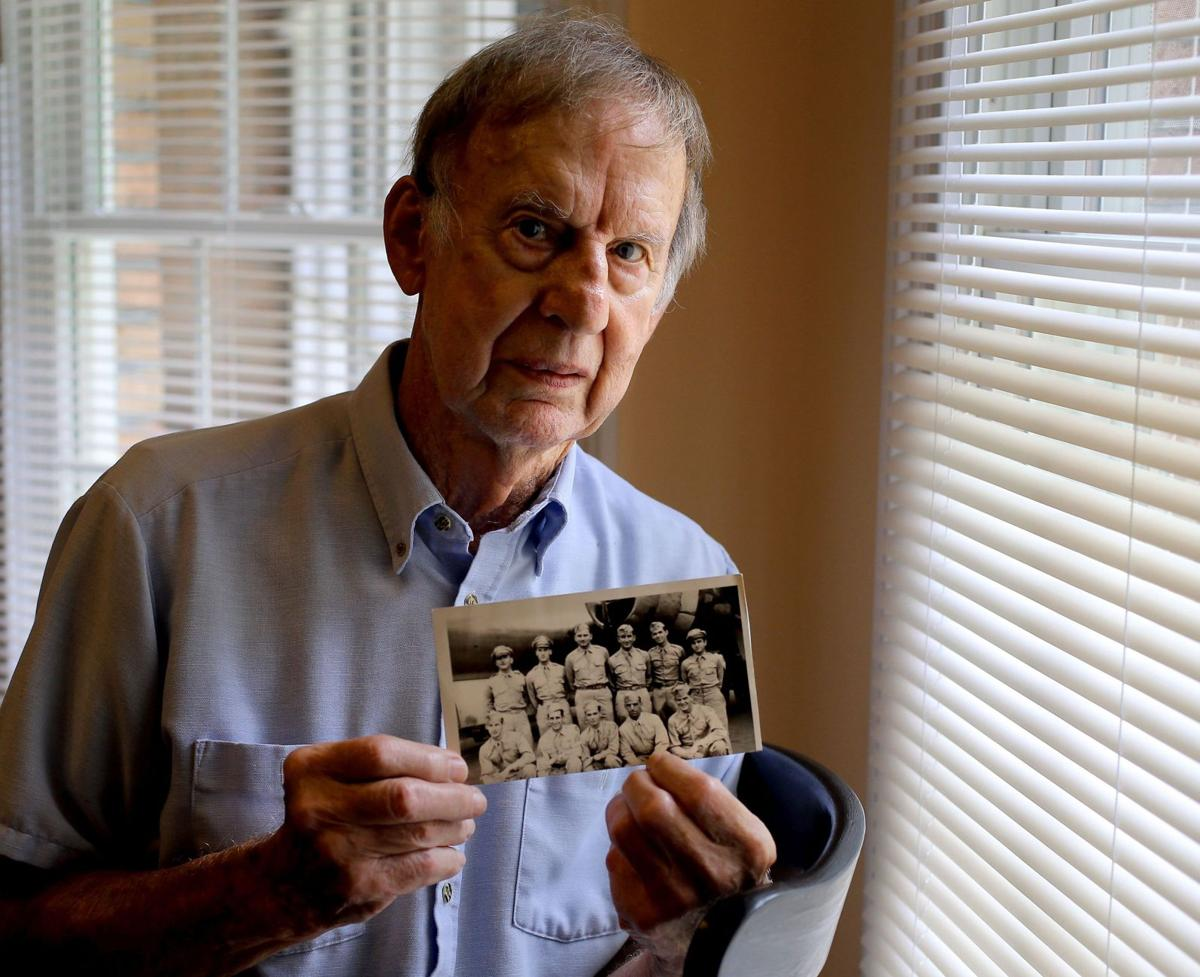 B-29 crewman recalls horrors of war, relief of V-J Day