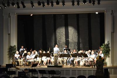 Aiken Community Band Christmas Concert 2020 Pawleys concert band receives arts grant | Community