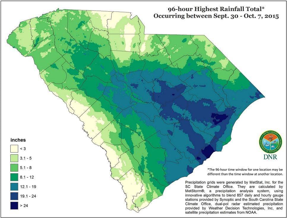 Despite severe floods and a rising population, flood