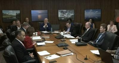 Santee Cooper board meeting