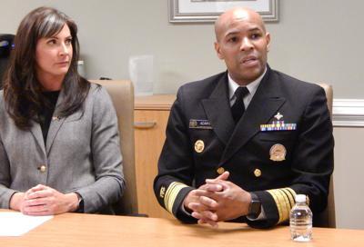 U.S. Surgeon General visits Charleston to speak on HIV and opioid crisis