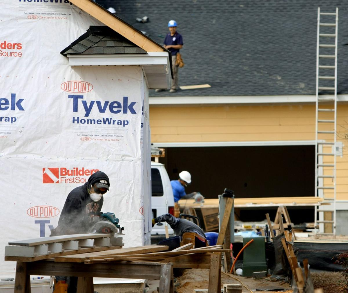 Land of opportunity Roster of homebuilders in the Lowcountry growing