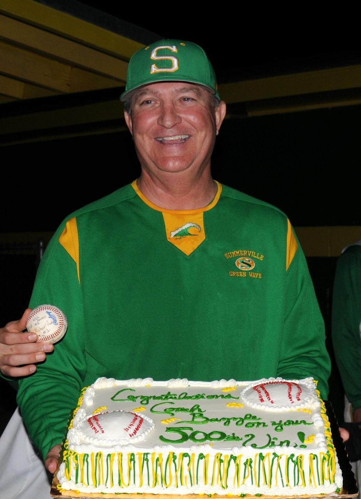 Summerville baseball coach Burt Bazzle steps down after 28 seasons