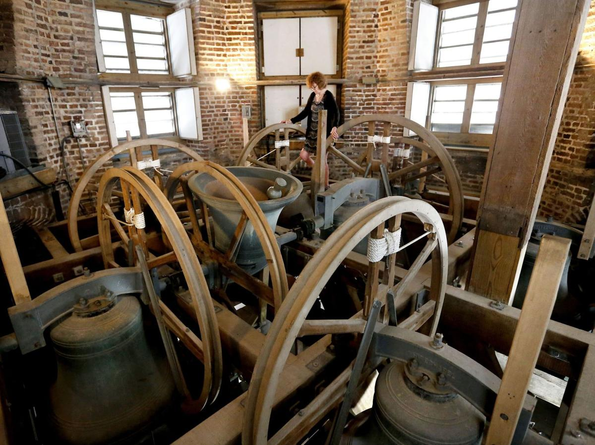 the bell tolls for whitechapel foundry which made some of this