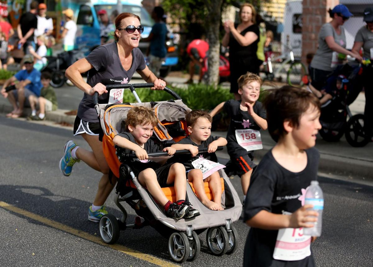 Mom's Run hits its stride in its 12th year