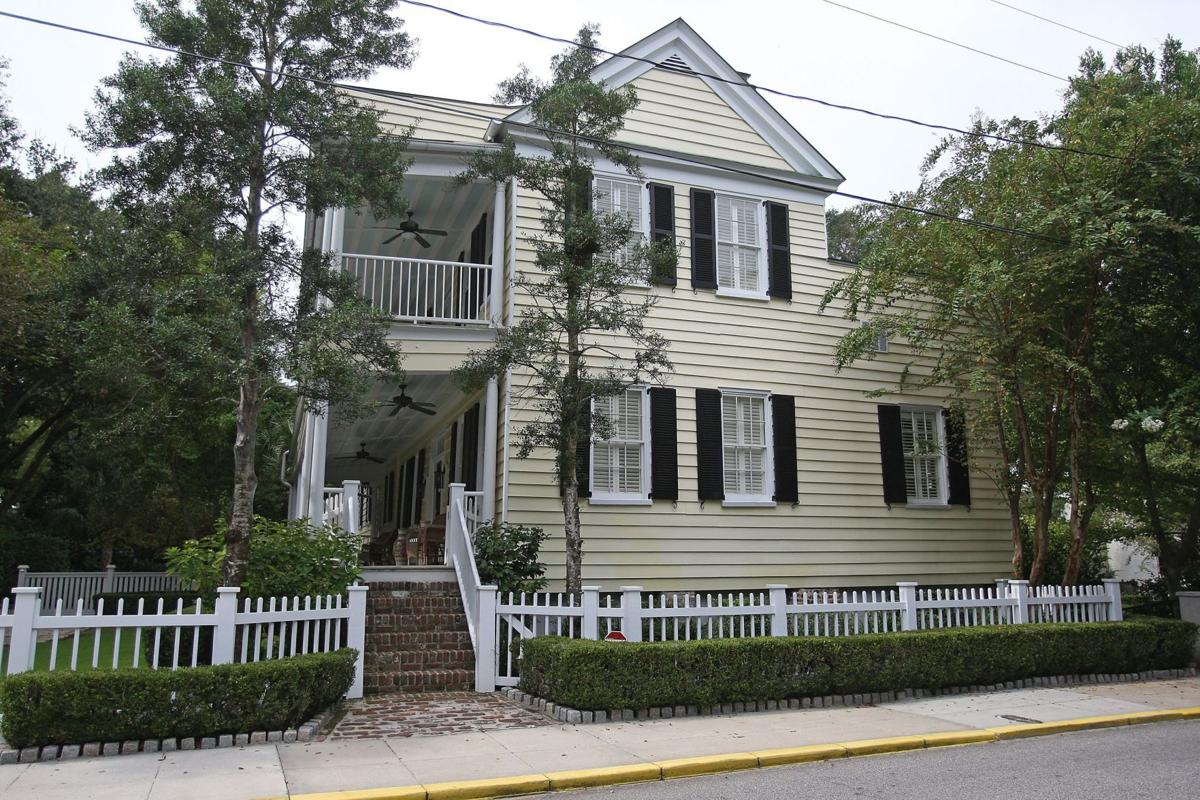 439 Church St. Restored 1837 home in Mount Pleasant's Old Village finely preserves past, subtly endows modern-day conveniences