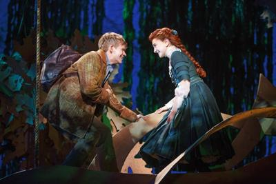 Young adult fiction booming on Broadway, but cute it isn't