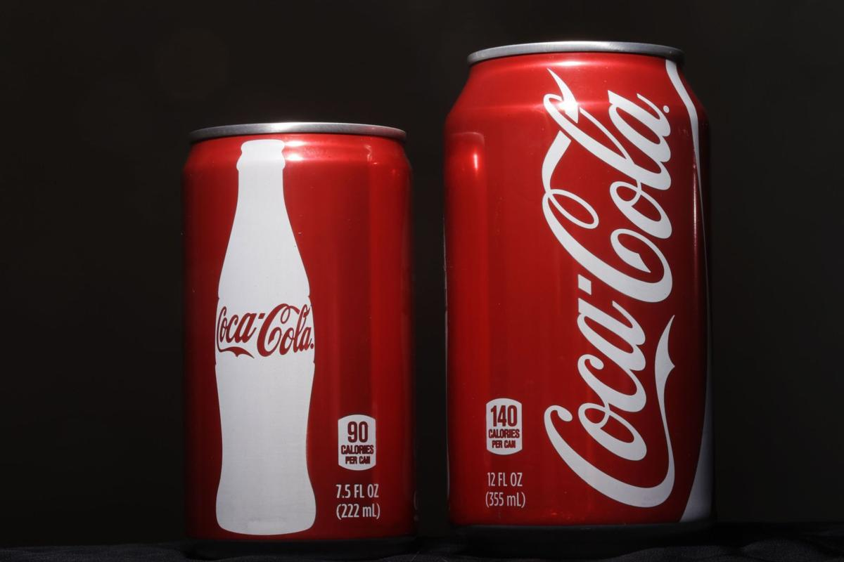 Tiny Cokes: Less guilt means more money for sodamakers
