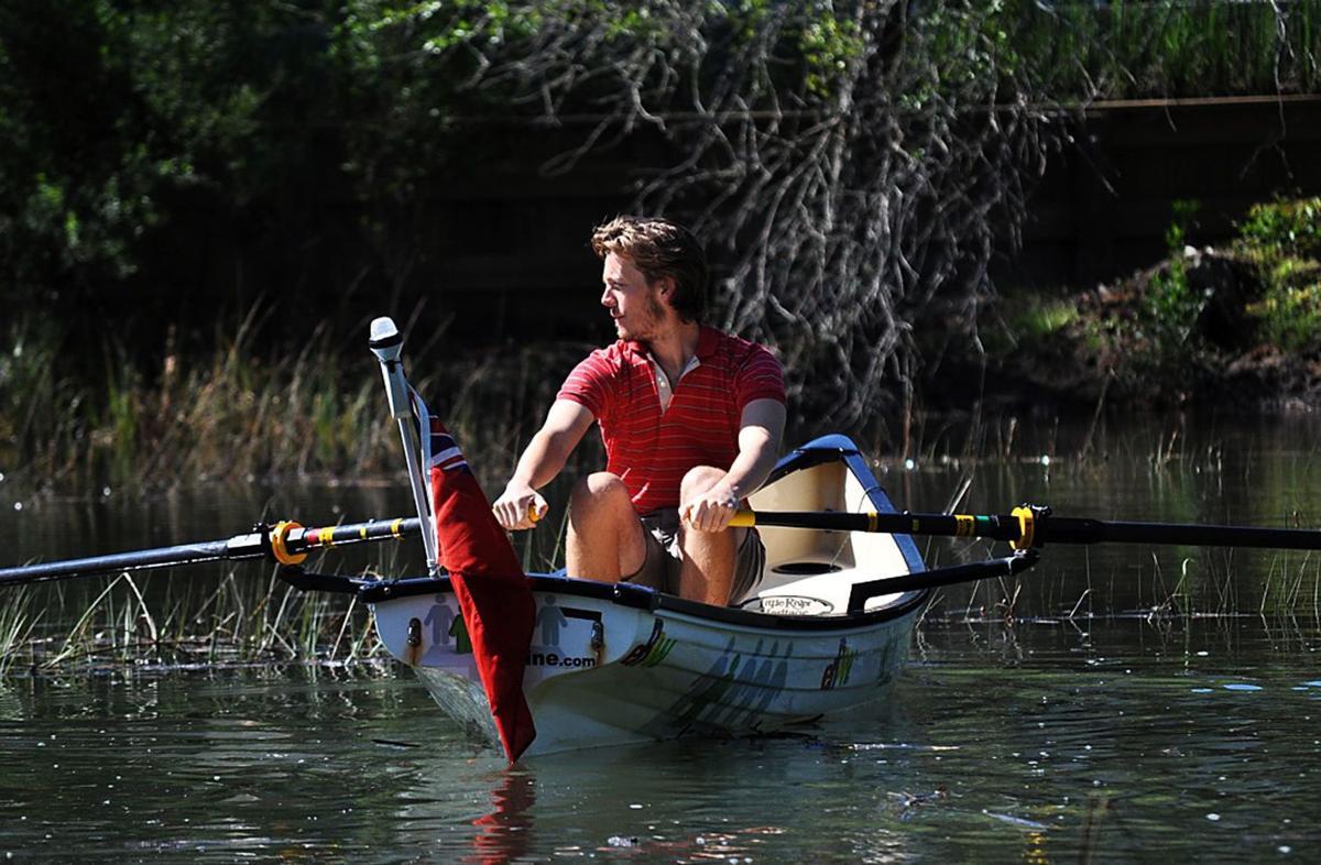 Rowing for Alzheimer's