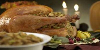 Free Thanksgiving meal, turkeys for Charleston vets, homeless Tuesday