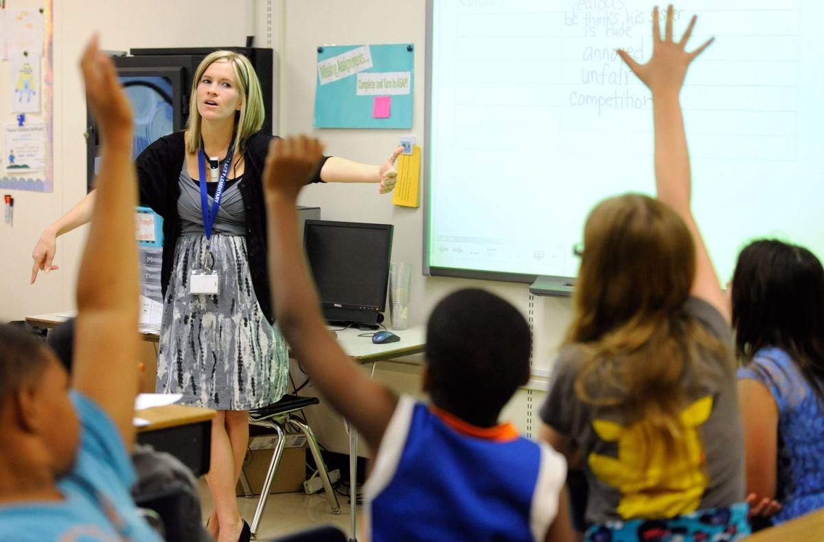 Give good teachers a raise
