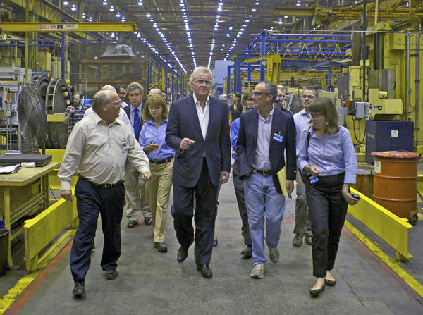 No magic potion: General Electric CEO: Practical job creation plan in works