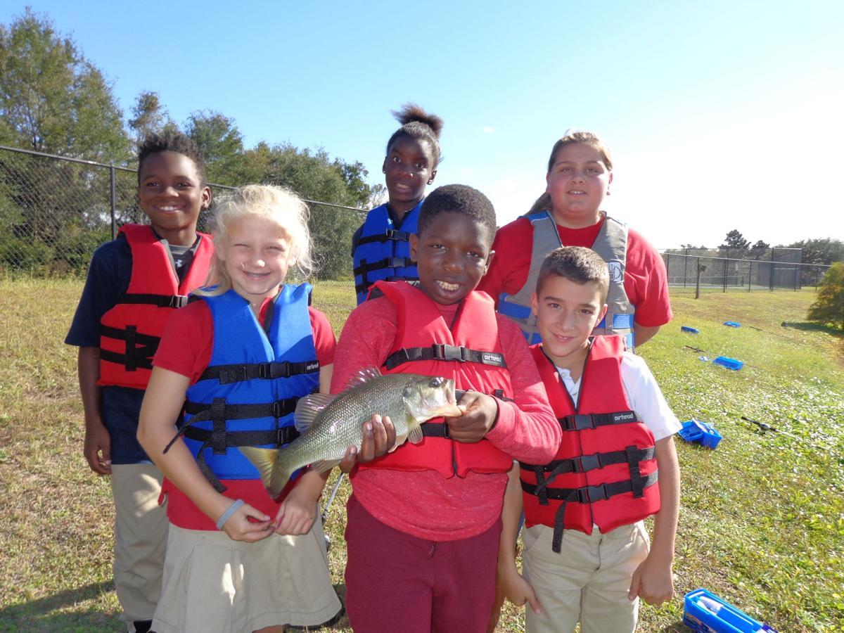 fishing kids