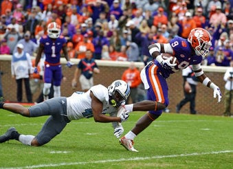 Clemson vs. The Citadel: By the Numbers; The Good, The Bad ...