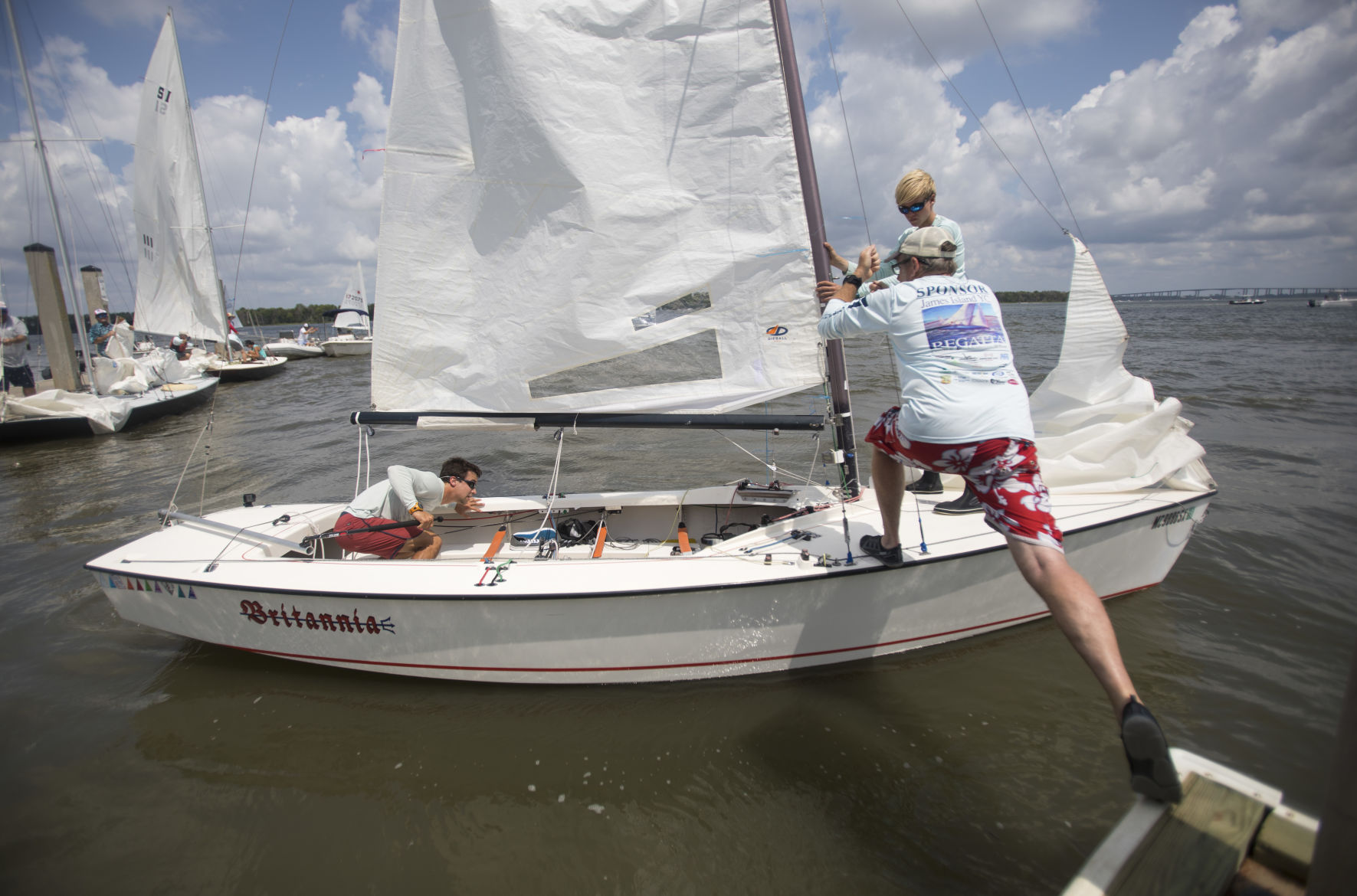 Hobcaw Regatta | Post and Courier