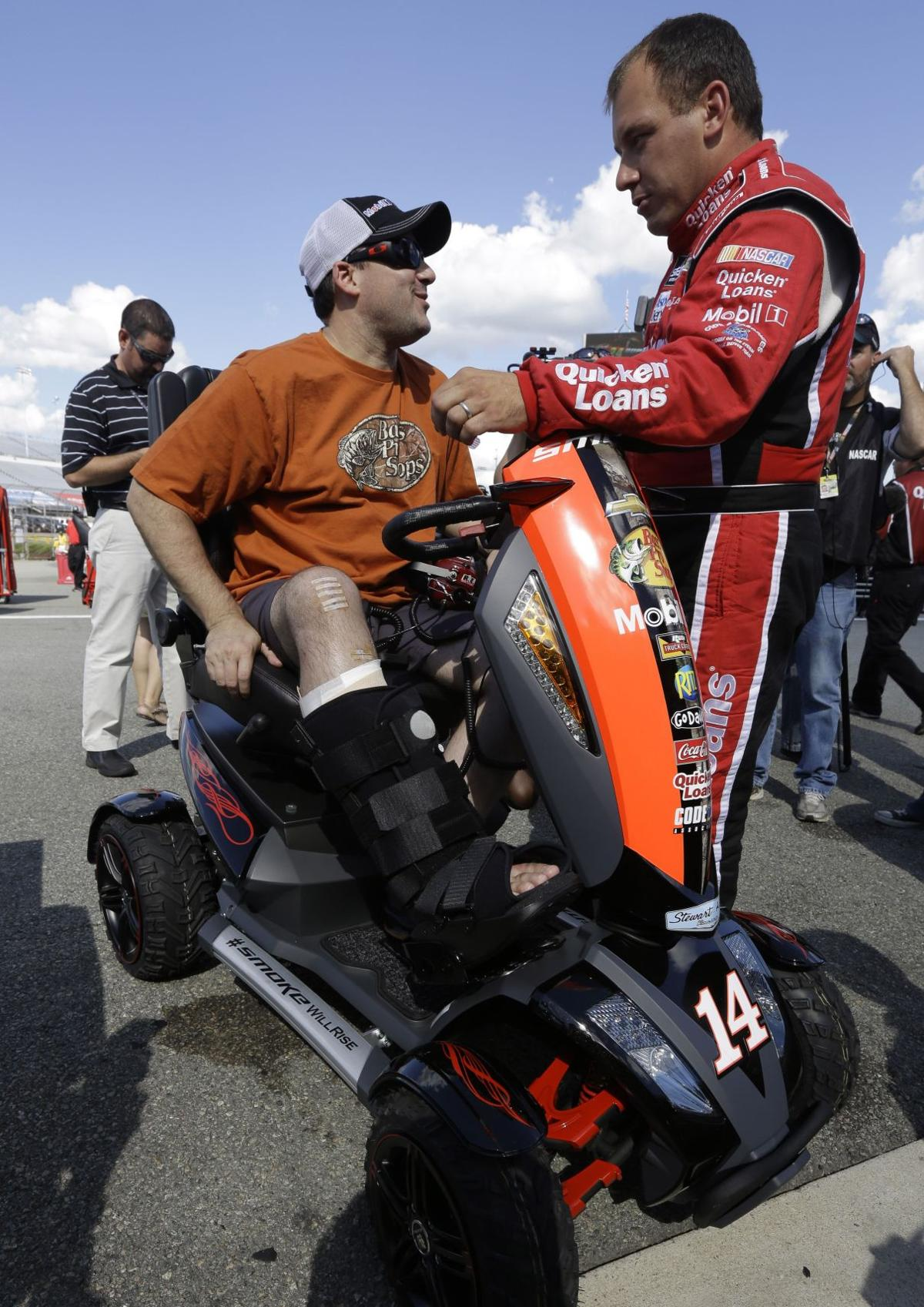 Newman replaces Truex in Chase
