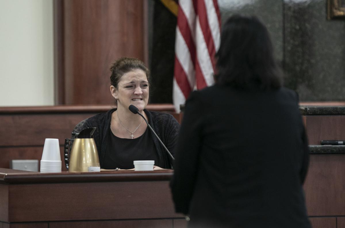 Tim Jones trial Amber Kyzer