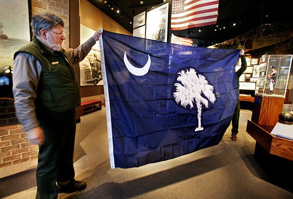 Birth of a flag: Newspaper editor's design chosen 150 years ago today