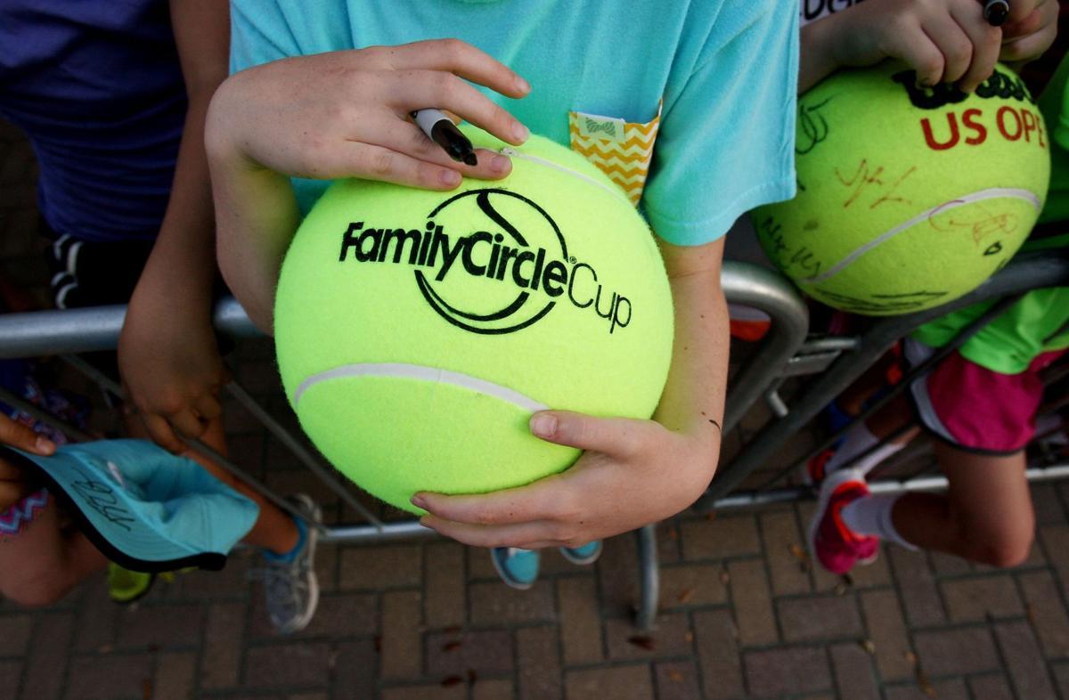 Family Circle Cup Semifinals