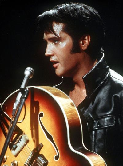 Happy birthday, Elvis!
