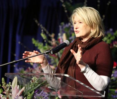 Martha Stewart dishes on weed, working with Snoop Dogg at