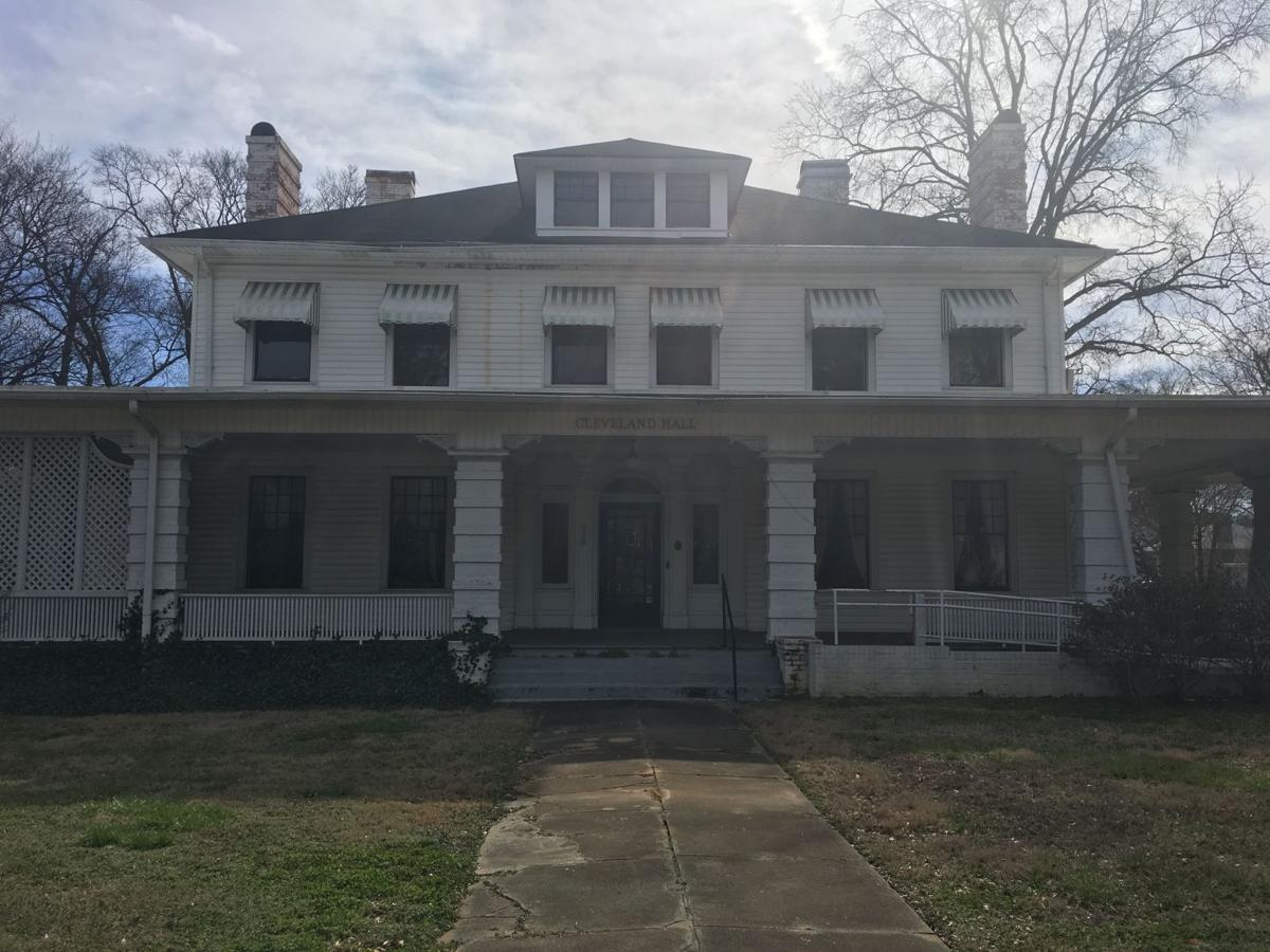 Cleveland Hall - front