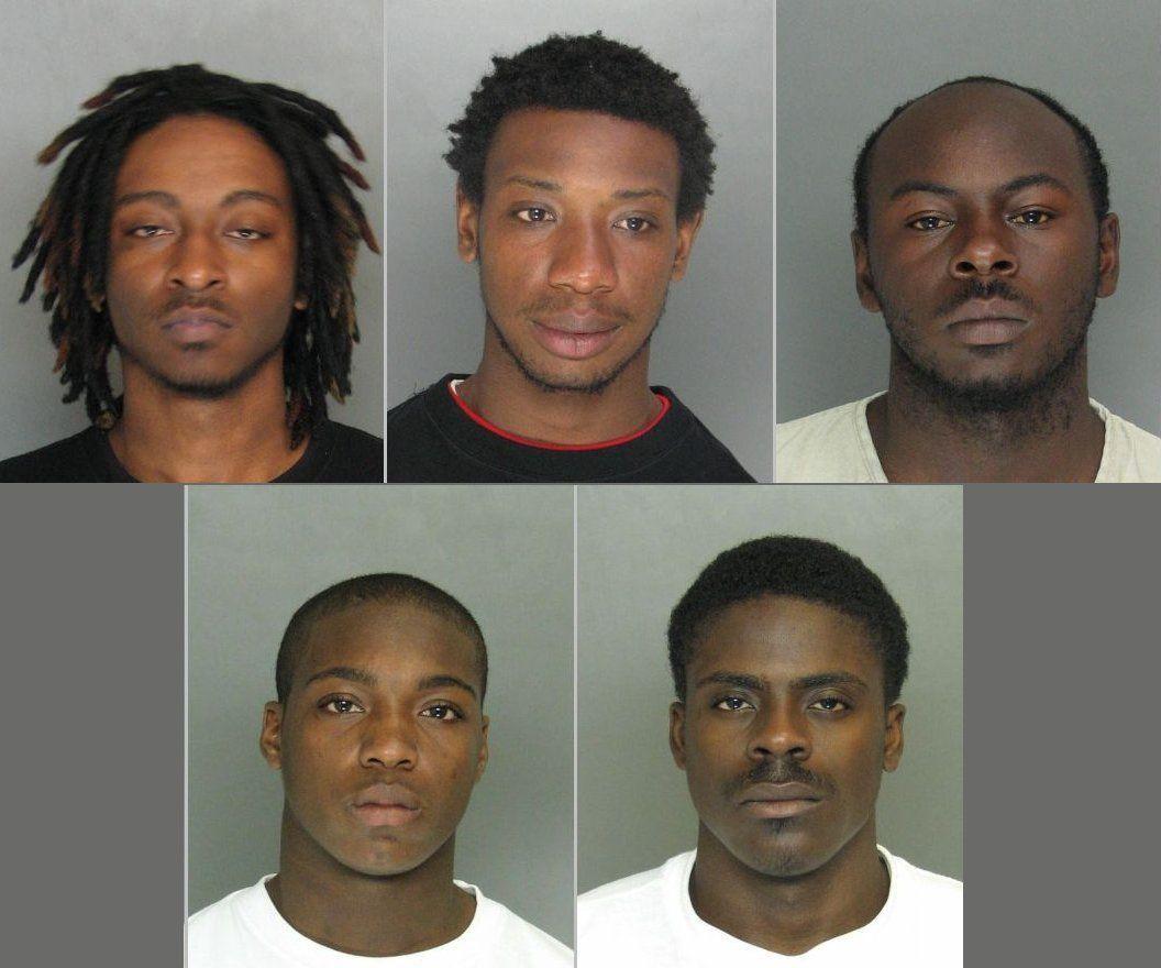 Walterboro sc gangs