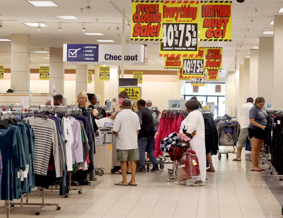 Looking back at the history of Sears in SC in light of