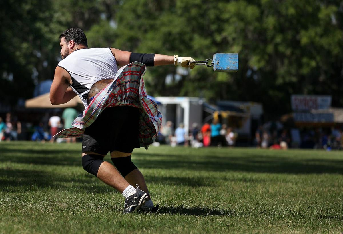 Newspaper slights Charleston Scottish Games