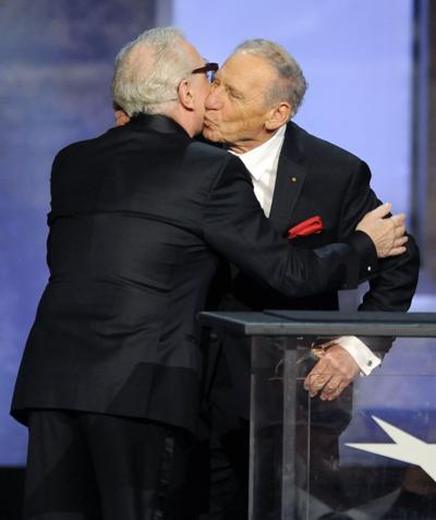 Scorsese, De Niro honor Mel Brooks at AFI tribute