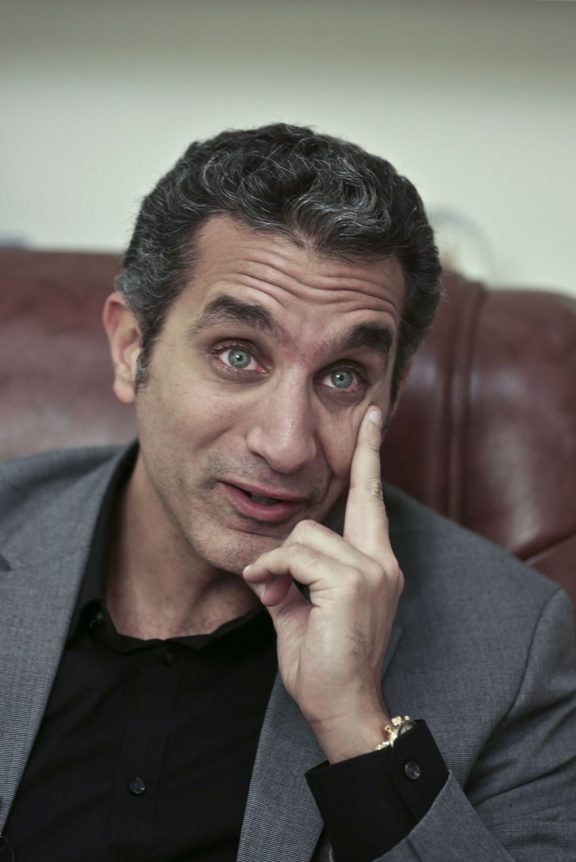 Egypt's most popular satirist prepares return to TV