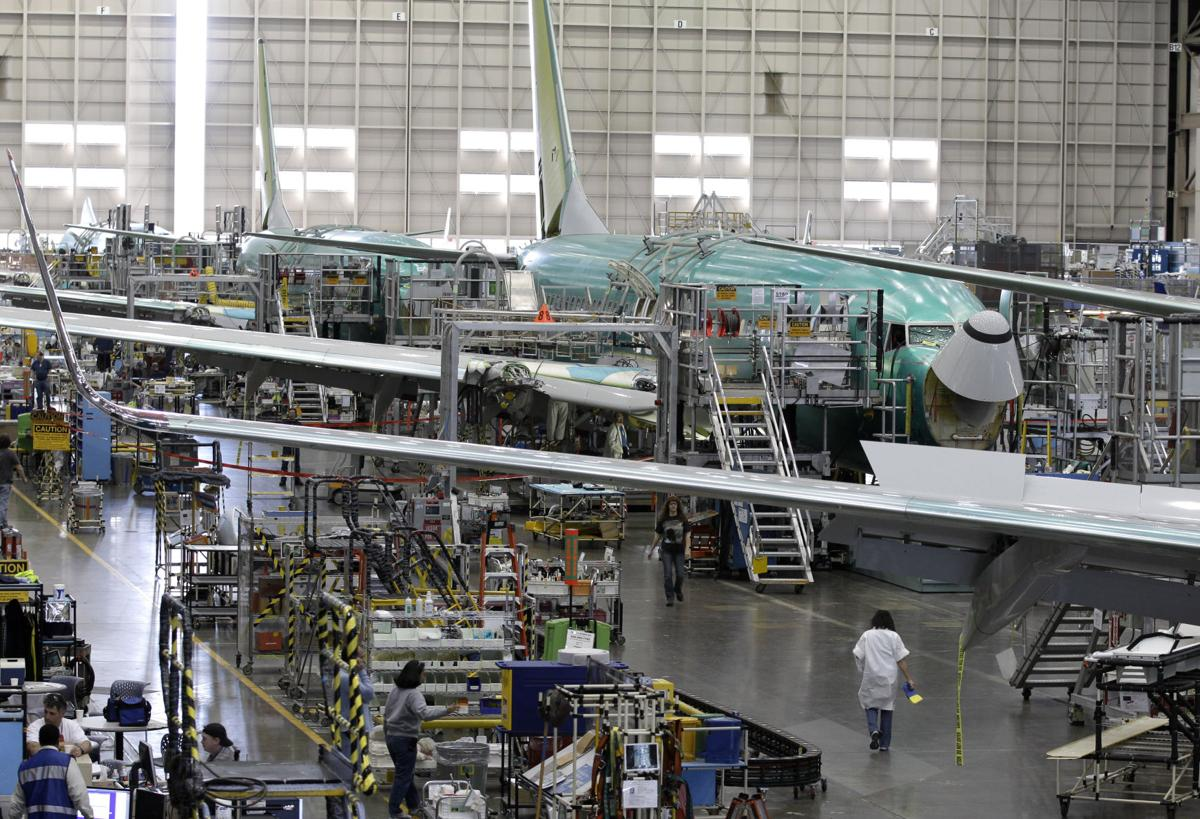 787 won't be first Boeing jet delivered from S.C.