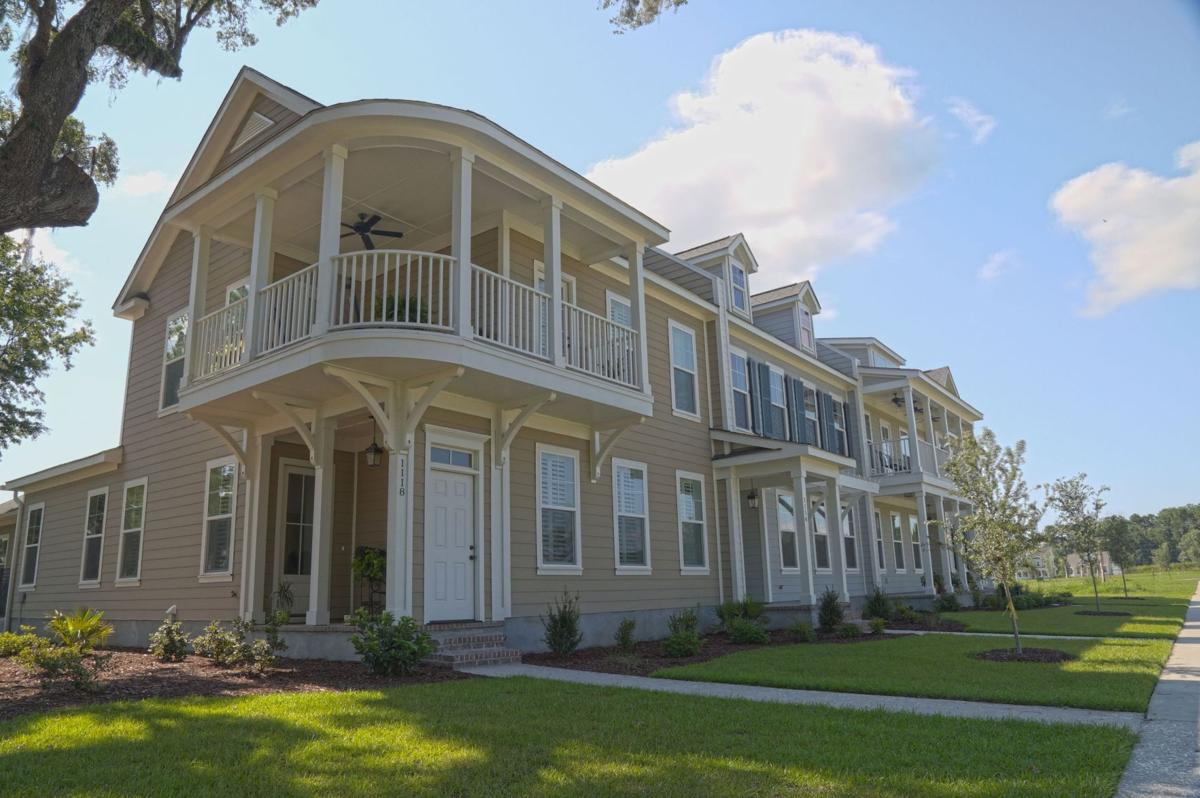 Town & Condo Charleston area shoppers, investors lured to townhouses, condos by value costs and built-in perks