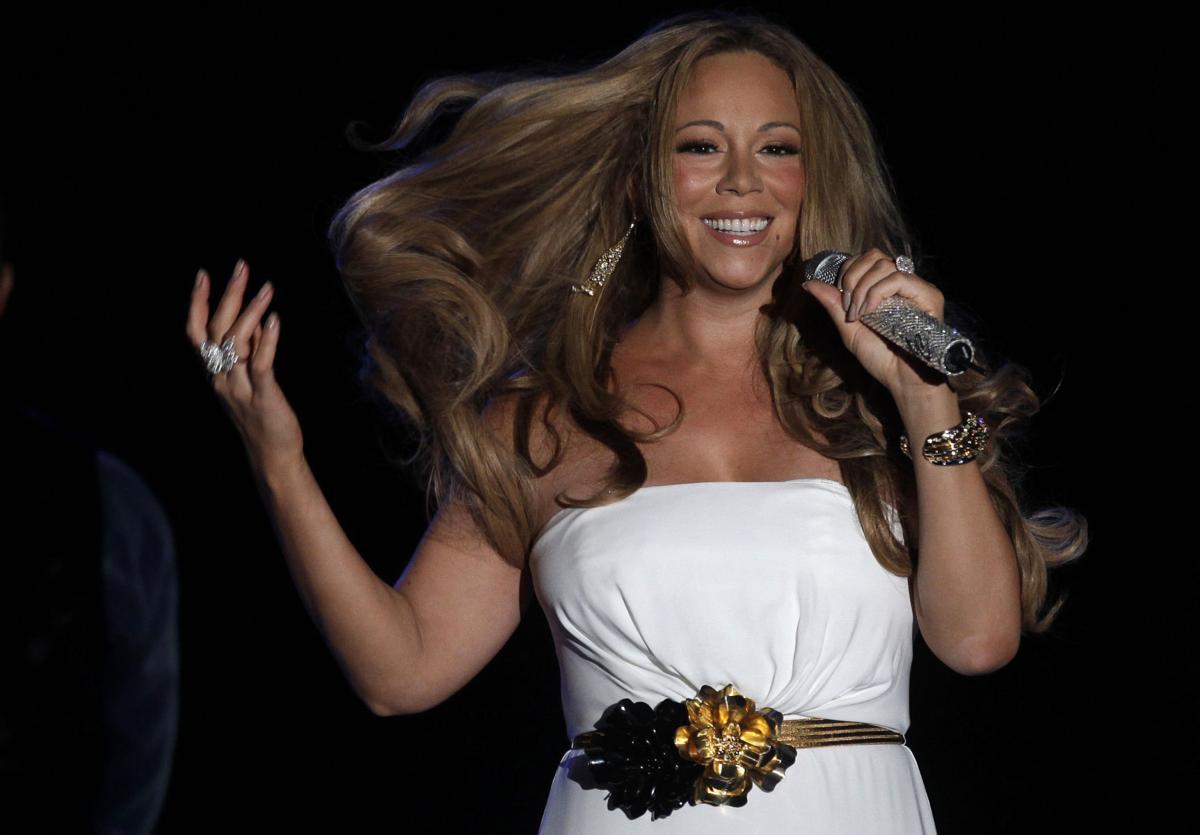 Carey joins American Idol as judge