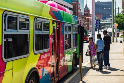 COMET Bus April 2019