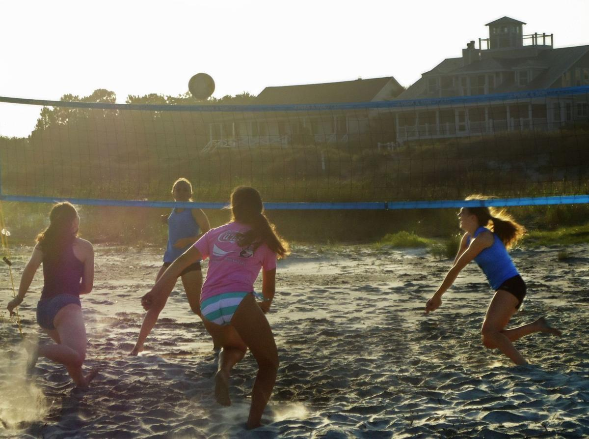 Ease up on beach activities Laws can limit healthy uses