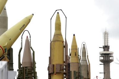 Iran Military Exhibition