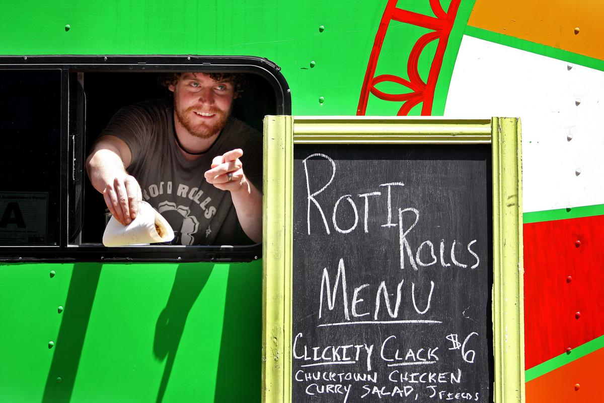 Local food trucks competing for cash, fame