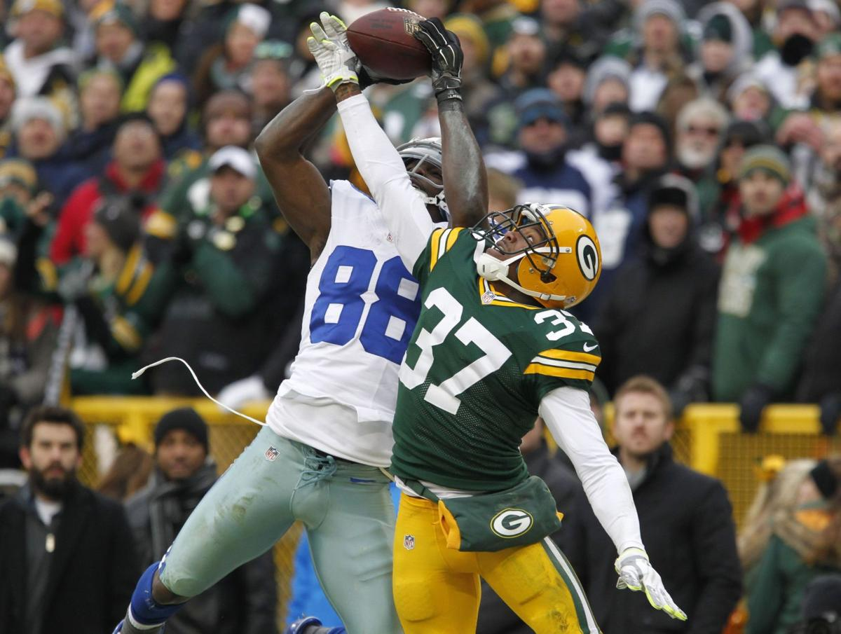 Packers oust Cowboys