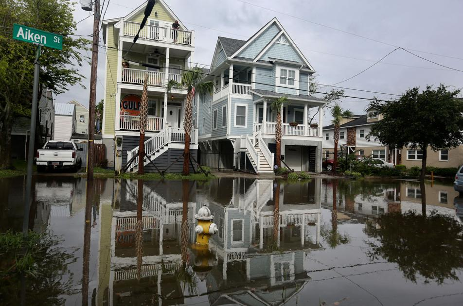 Students from Egypt, China are studying Charleston's flooding problem and sea level rise