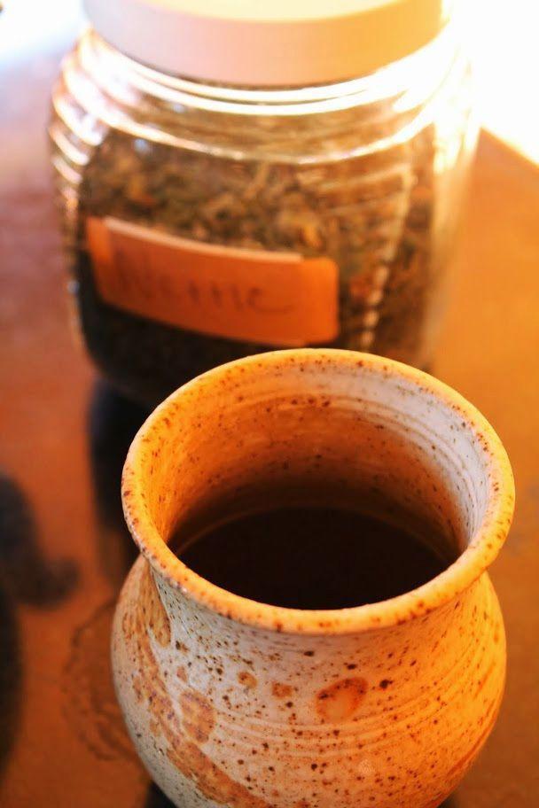 Grow tea from your garden