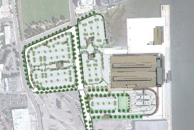 BAR approves preliminary plans for cruise terminal