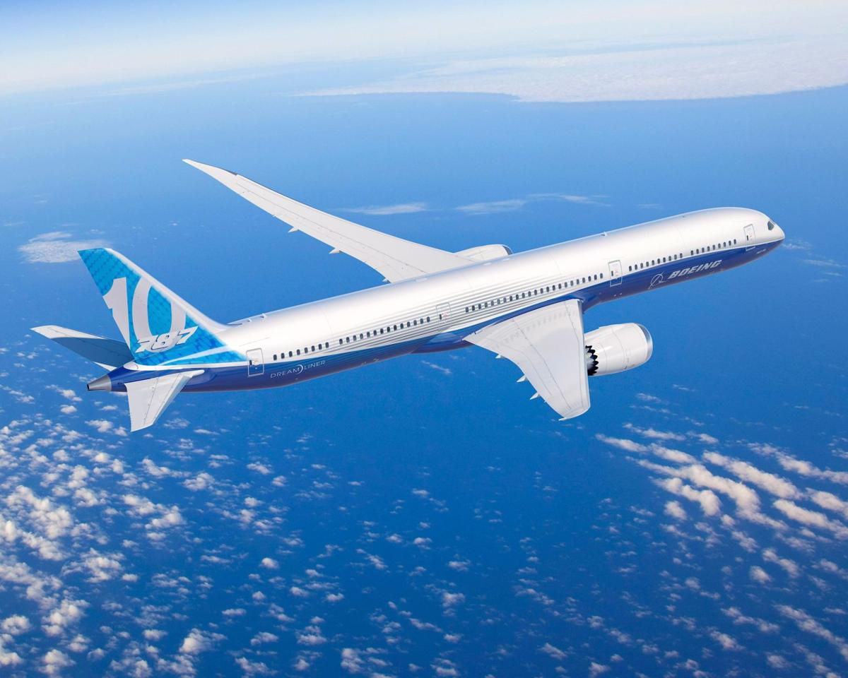 Boeing to build 787-10 exclusively in North Charleston