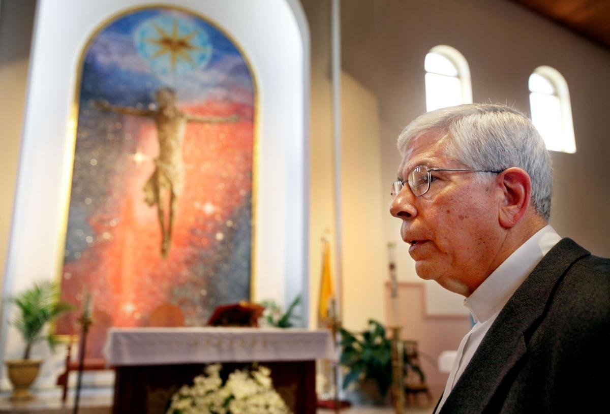 County jail bars longtime chaplain