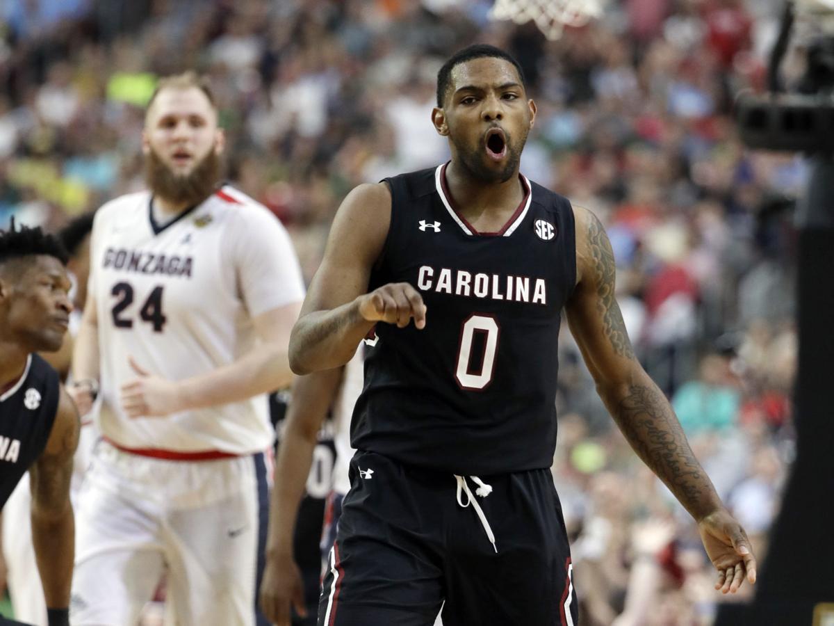 Final Four South Carolina Gonzaga Basketball