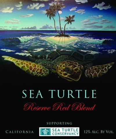 Sea Turtle wines aid aquarium rescue
