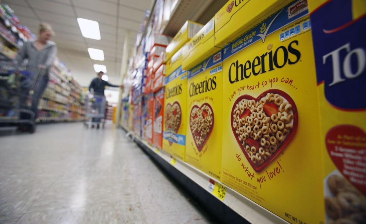 Original Cheerios to go GMO-free