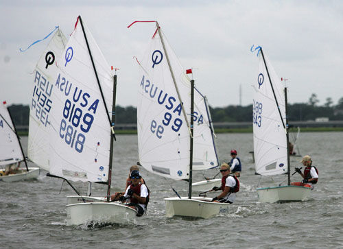 Charleston Yacht Club Regatta